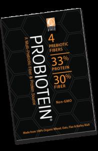 ProBiotein - A Multi-PrebioticFiber & Protein Source